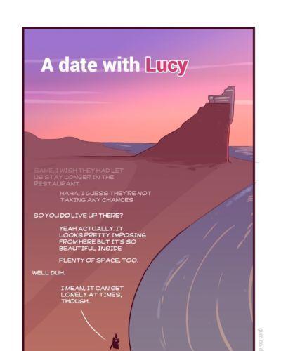 一个 日期 与 露西