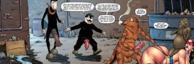 Eric Logan III Major Wonder: Lust Alley Updated Ongoing - part 9