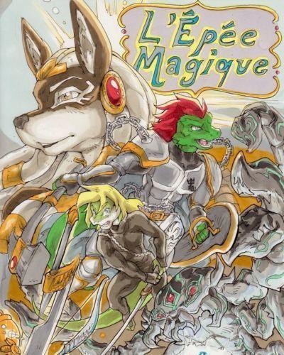 Kagemusha Anubis Stories Chapter 1 - The Magical Sword