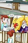 Renamon\'s First Time