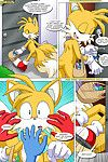 Palcomix FoXXXes (Sonic the Hedgehog- Star Fox)