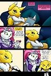 The Legend Of Jenny And Renamon 1