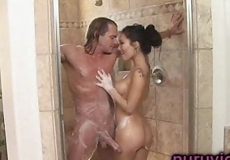 Asa Akira awesome shower - 5 min