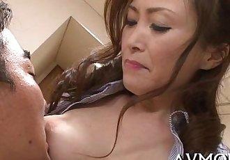Hung tit milf rides wang - 5 min