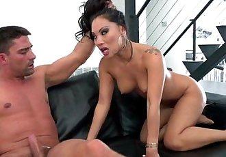LiveGonzo Asa Akira Perfect Japanese Anal Sex - 8 min HD
