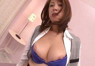 Hard sex with Asuka Japanese mom in heats - 12 min