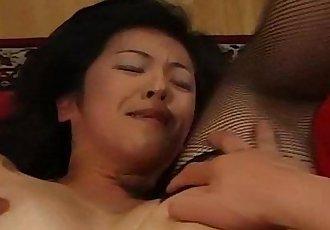 Sexy Sayaka Minami fucked hard - 5 min