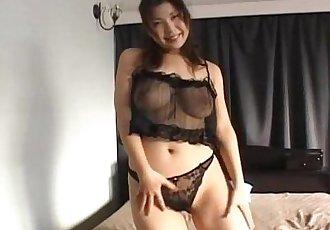 Lingerie model Marin in heats - 8 min