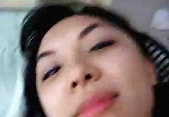 asian girl from social mixer