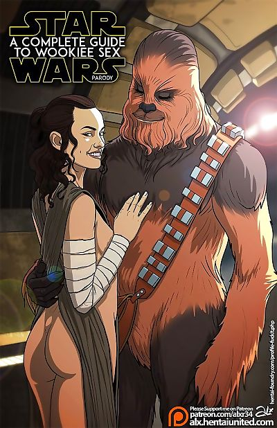 star wars: Un complet Guide pour wookie Sexe