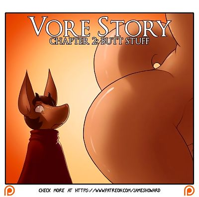 vore story chapter 2