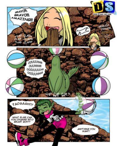 Teen Titans Comix (Proper )