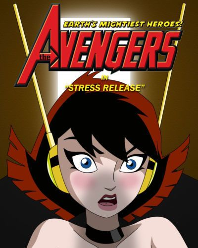 DriggyAvengers a comic by driggy. - Stress Release