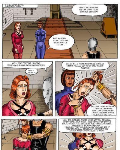 Ldg69 Mistress X #3 - part 2