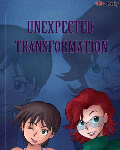 DarkYamatoman Unexpected Transformation (Original)