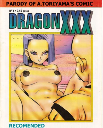 Dragon XXX ENG Colored