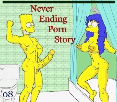 The Fear Never Ending Porn Story (The Simpsons)