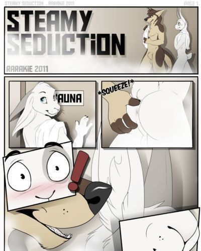 Rarakie Steamy Seduction