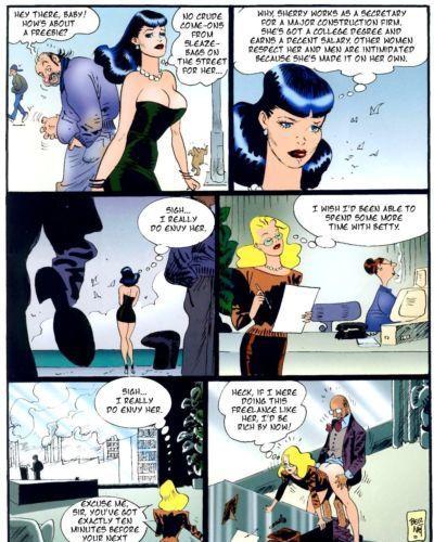Carlos Trillo- Eduardo Maicas- Jordi Berrnet The Best Of Betty {Mekinock} - part 2