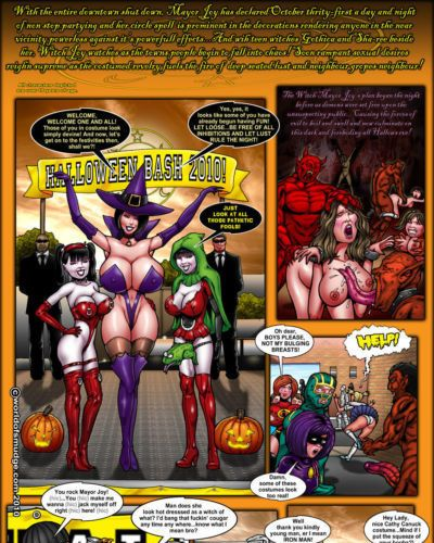 Smudge Halloween Bash 2010!