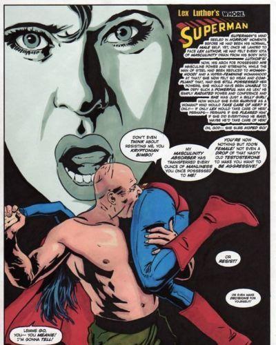 Tebra Artwork - Batman and Superman - part 3
