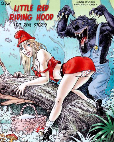 Clech Little Red Riding Hood {Donnie B.}