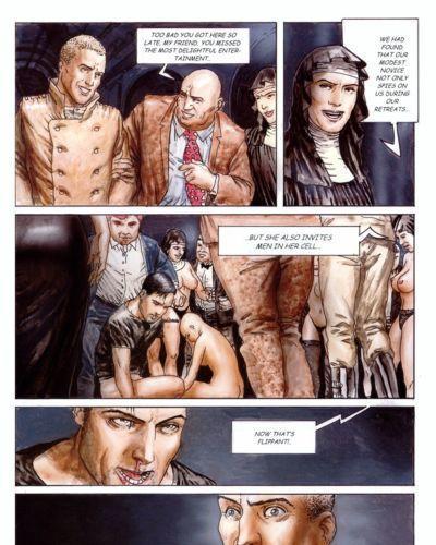 Arturo Picca- Dante Tiberia Nuns of Terror - part 3
