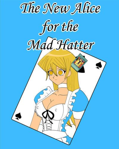 Jimryu The New Alice For The Mad Hatter