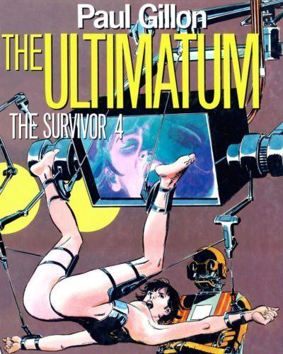 Paul Gillon The Survivor #4