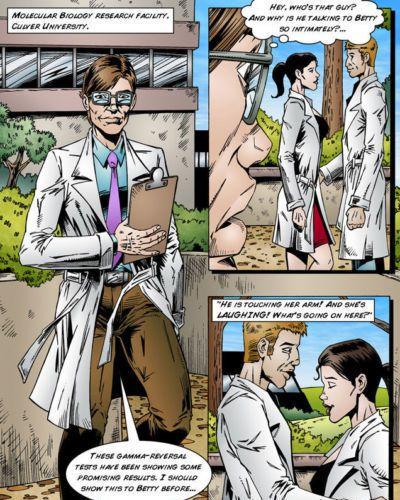 Leandro Comics Hulk