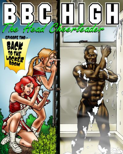 blacknwhite bbc Alta - il testa Cheerleader 2