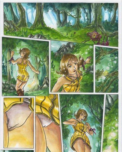 geçit Orman RÜYA (final Fantezi vııı ve x)