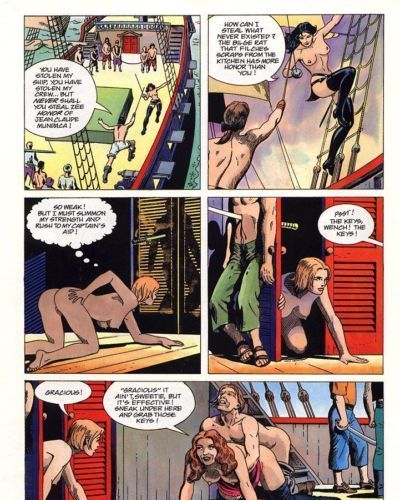 Russ Heath Mistress of the Seas - part 3
