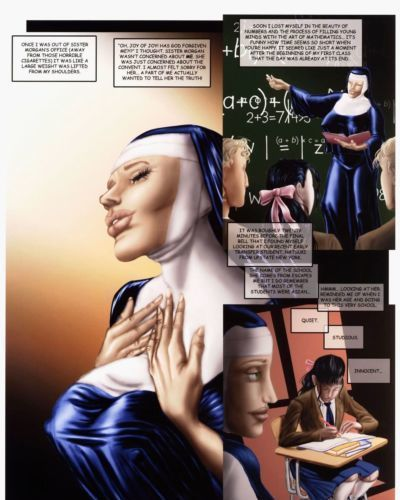 Cornnell Clarke Peanut Butter: The Confessisons of Sister Jacqueline - part 2