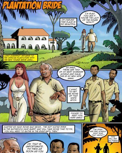 Adult Comics Club Plantation Bride