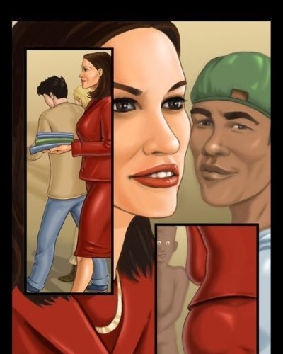 Sinful Comics New Teacher (Freedom Writers)