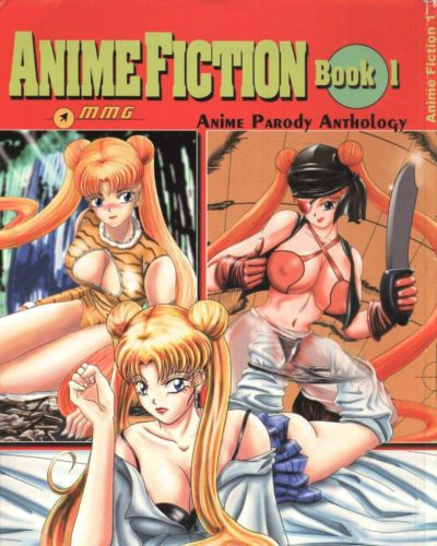 MMG Anime Fiction Book 1 ENG