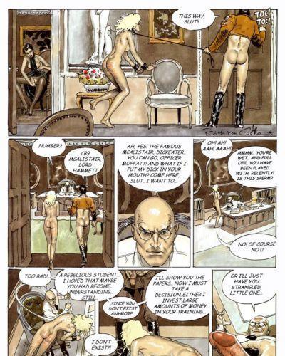 Erich Von Gotha A Very Special Prison - part 2