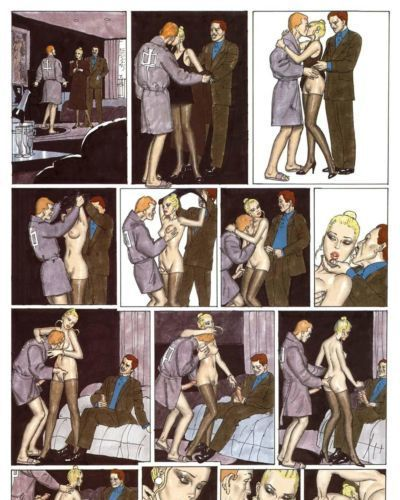 Erich Von Gotha The Dream of Cecilia - part 2