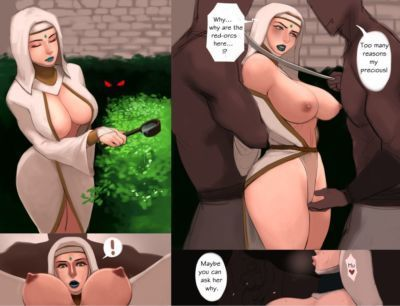 Orc comics xxx