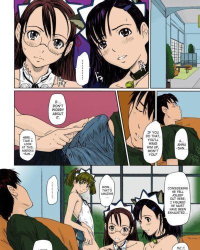 Kisaragi Gunma Mai Favorite Ch. 1-5 SaHa Decensored Colorized - part 4