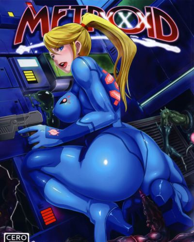 (C86) EROQUIS! (Butcha-U) Metroid XXX (Metroid)Colorized Decensored