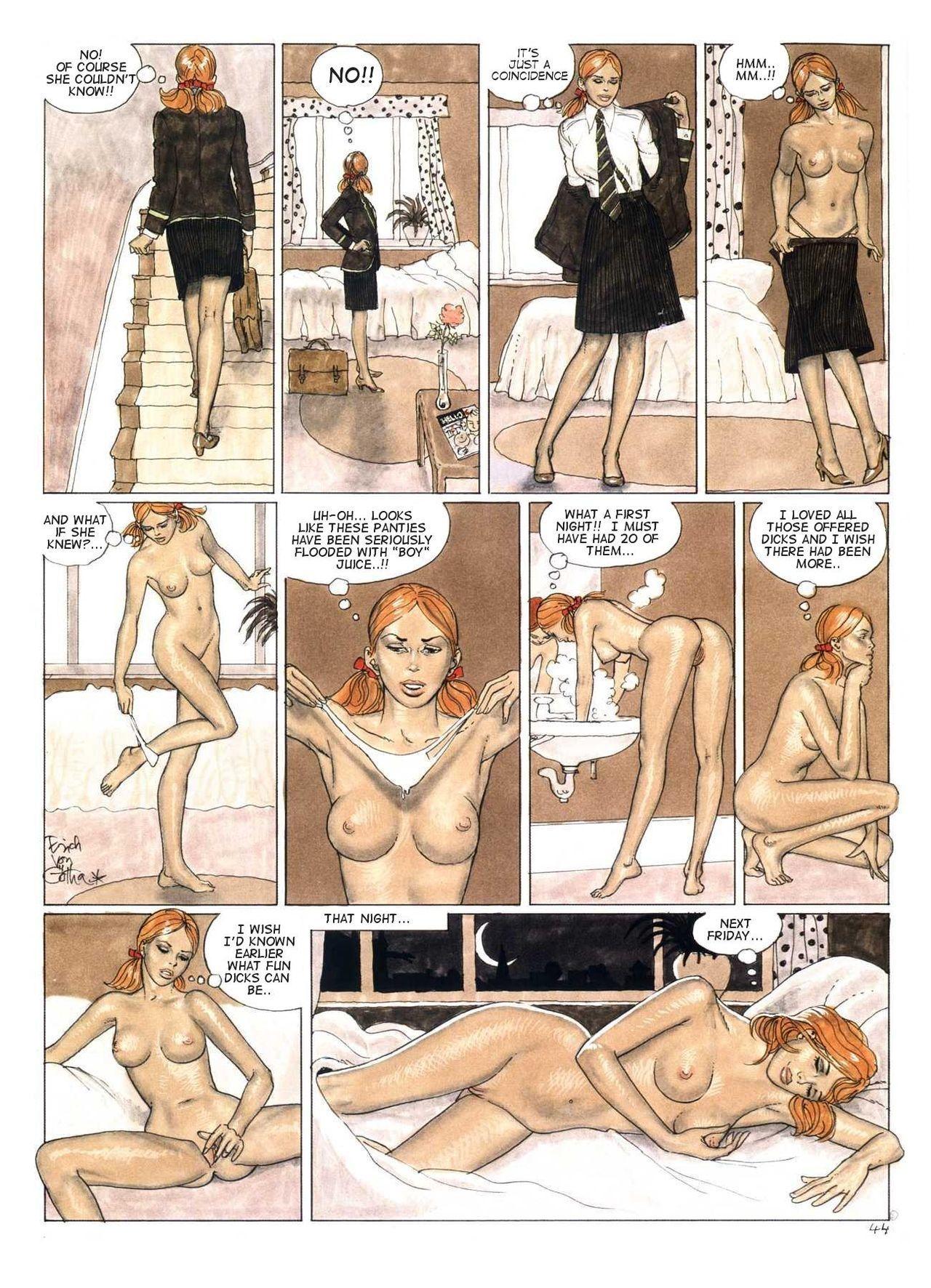 Erich Von Gotha The Education of Sophie - part 3