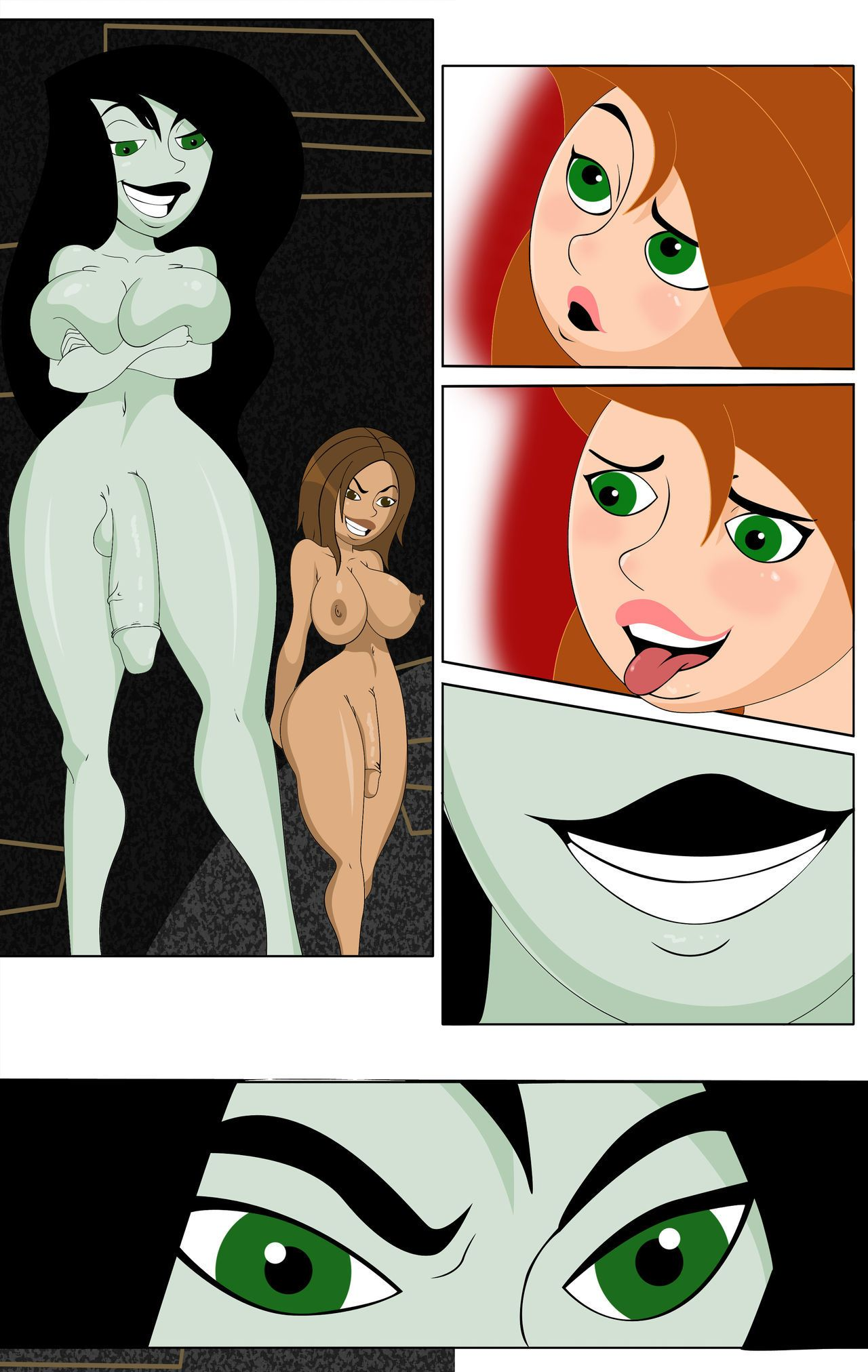 ToonTinkerer Kim Plausible: Changes Part 3 (Kim Possible)