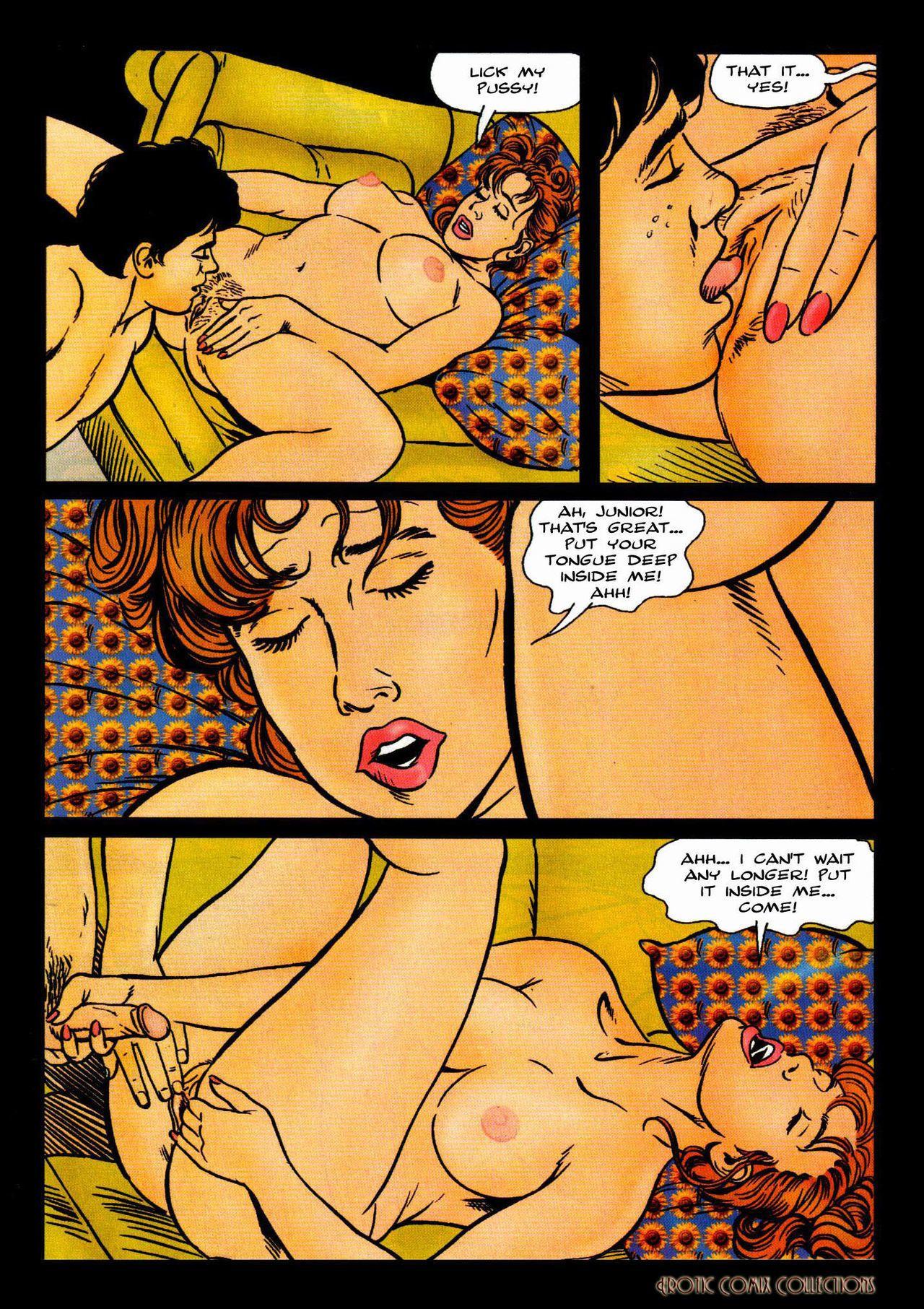 Сообщение Оппа. тетя алиса порно это ценная