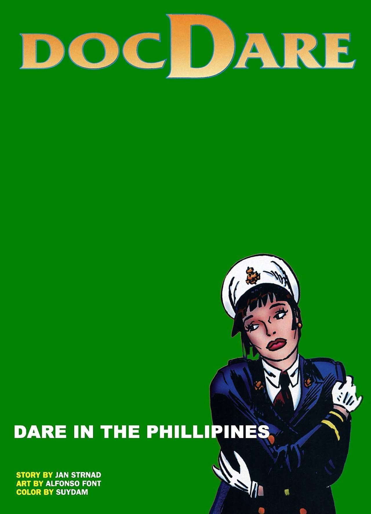 Alfonso Font Doctor Dare - Dare in Phillipines