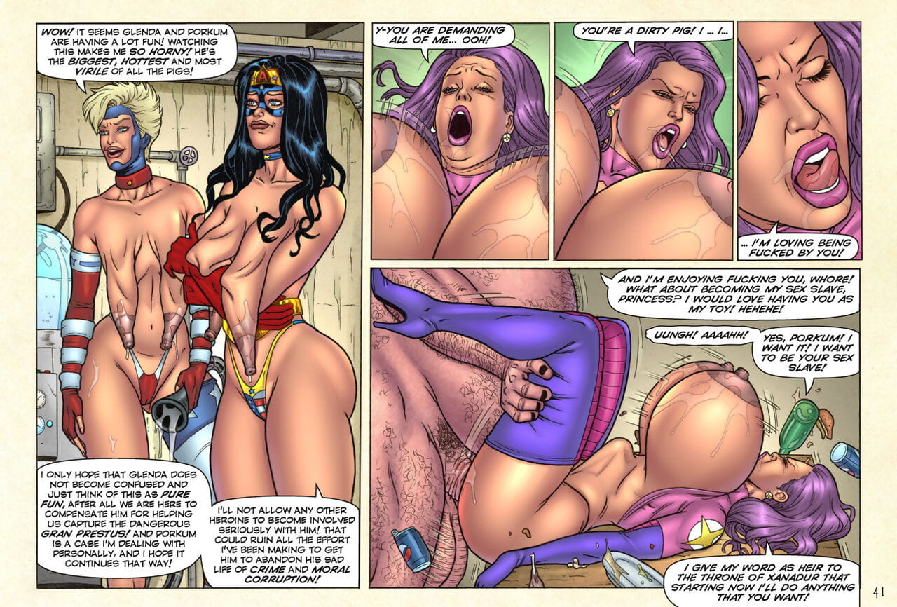 what the super girls like - part 2