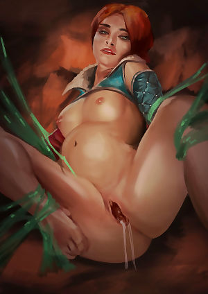Area69 no.1 - Samus- Triss - part 4