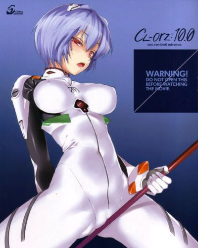 (SC48) Clesta (Cle Masahiro) CL-orz: 10.0 - you can (not) advance (Rebuild of Evangelion) {}