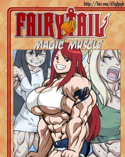 Magic Muscle (Fairy Tail)